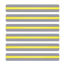 10 шт полоски для чтения хайлайтер цветные накладки закладки