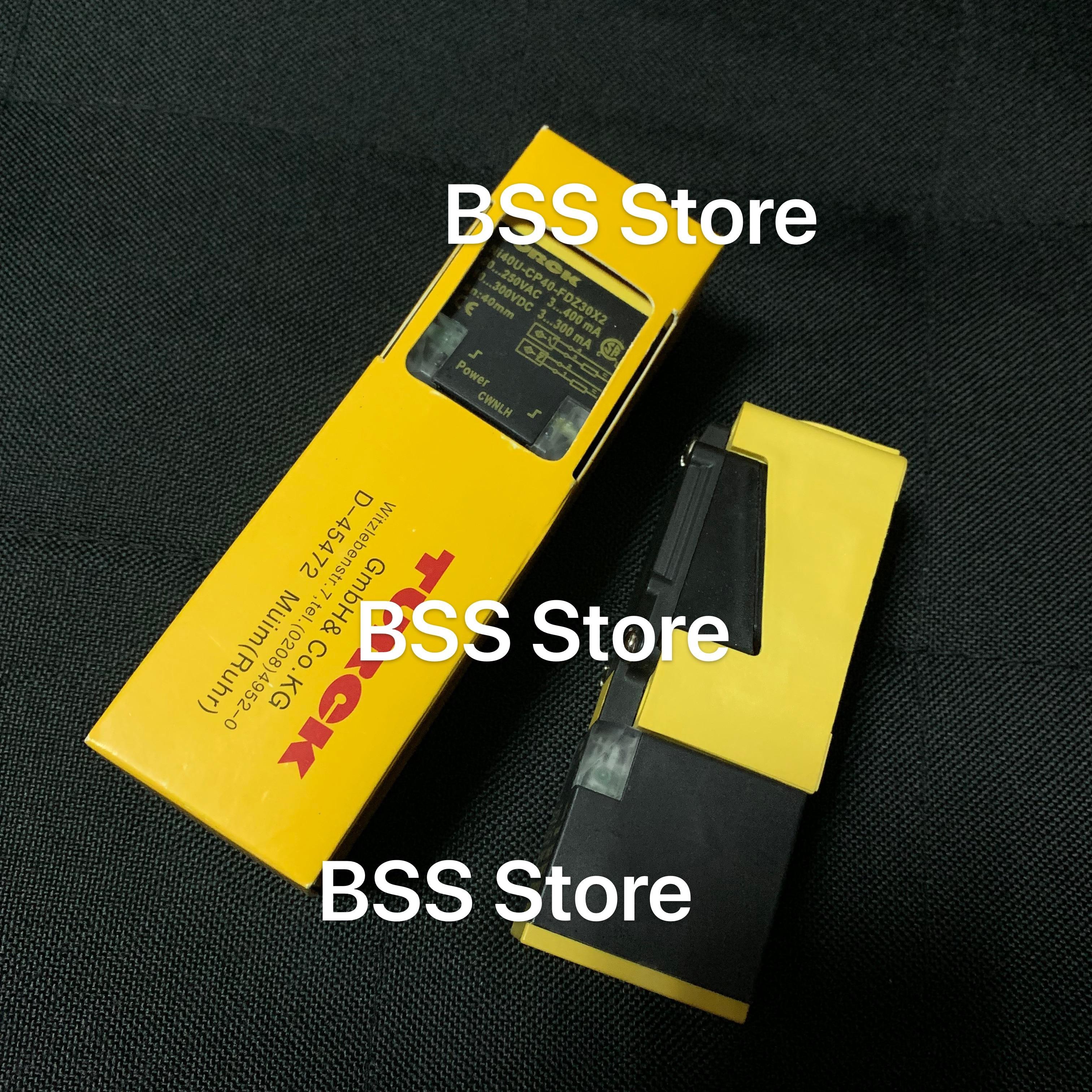 FREE SHIPPING Sensor Ni40U-CP40-FDZ30X2 Sensor NI40U-CP40-FDZ30X2 Proximity Switch Sensor