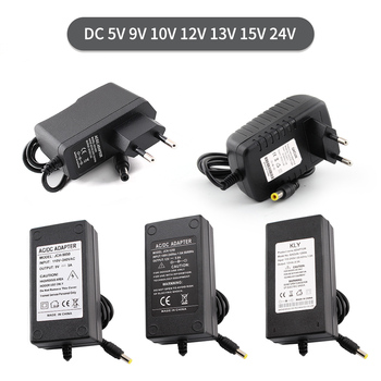 AC DC 12V 5V 9V 10V 12V 13V 15V 24V Power Adapter Supply 1A 2A 3A 5A 6A 8A 220V To 12V 5V 24V Power Adapter For LED Strip Light l7810 l7810cv to 220 10v 1 5a