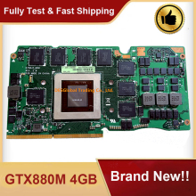 Video-Graphics-Card GTX880M G750JW ASUS GPU 4GB New for G750j/G750jz/G750js/.. N15E-GX-A2