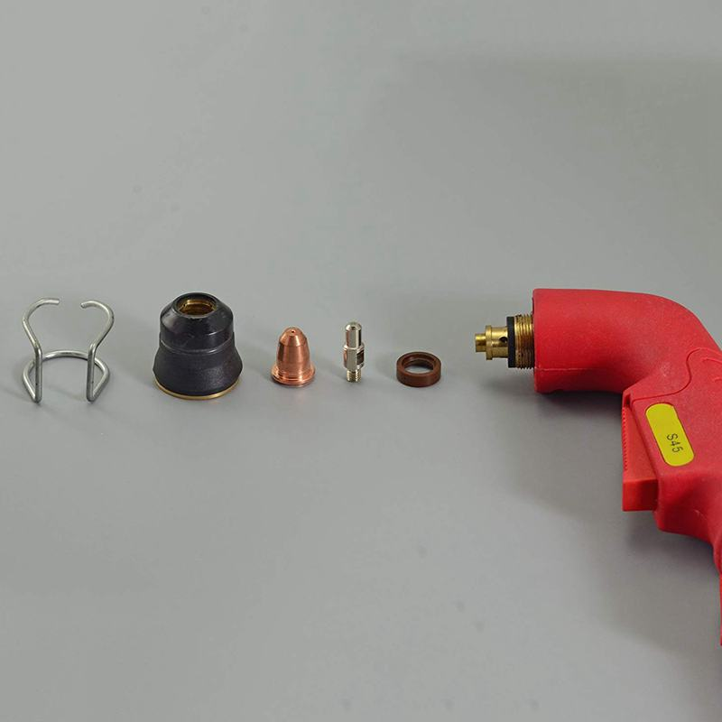 Air Torch Torch Head Cooled Cutting Plasma S45 Handle