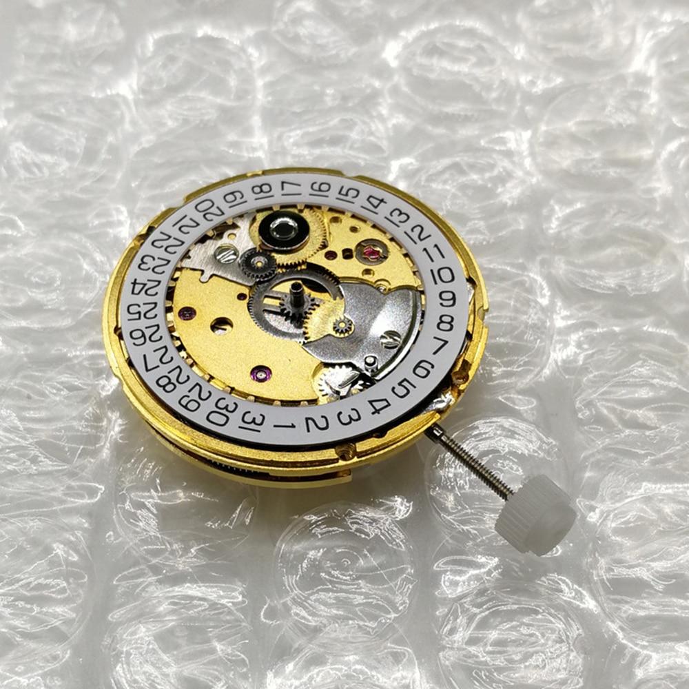 Mécanique montre horloge mouvement automatique haute précision réparation remplacement accessoires 2824-2 finition polonaise pour ETA pièces de réparation