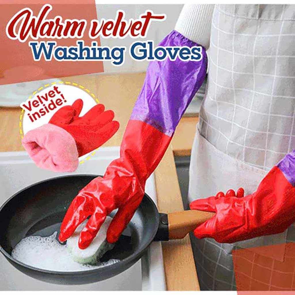 Magia silicone dishwashing purificador prato lavagem esponja borracha esfrega luvas de limpeza da cozinha 1 par doméstico à prova dwaterproof água