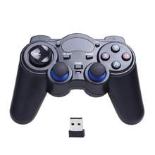 Game Gamepad Universal 2.4G Wireless Controller Joystick With USB Converter Adapter for Android Phone TV Box Tablets PC(China)