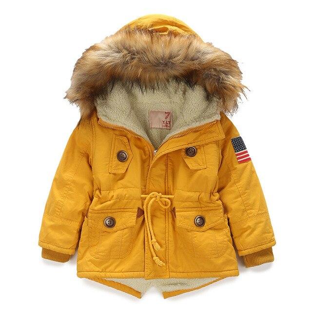 OLEKID 2020 סתיו חורף מעיל ילדה בתוספת קטיפה ברדס תינוק צמר מעיל 3 10 שנים ילד ילד הלבשה עליונה מעיל ילדי Parka