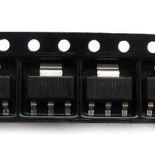 1000 pièces/lot AMS1117 3.3 AMS1117 LM1117 1117 3.3V 1A SOT 223 nouveau et original en Stock