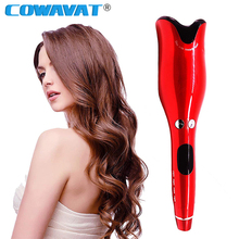 Automatic Curling Iron Air Hair Curler Spin N Curl Rotating