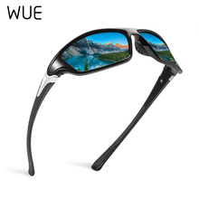 WUE 100% UV400 Polarised Driving Sun Glasses For Men Stylish Sunglasses