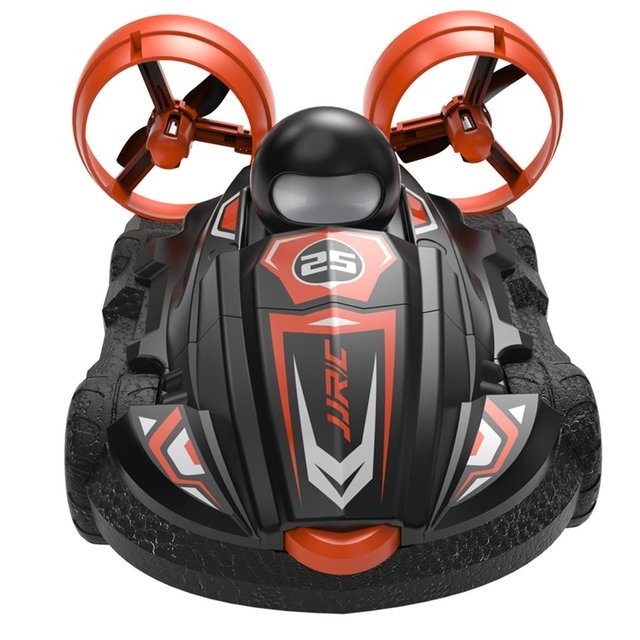 JJR/C Q86 2.4G 2-in-1 Amphibious Drift Car RC Hovercraft Speed Boat RC Stunt Car Toys Gift For Kid Outdoor Models Car 4