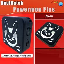 2020 최신 Powermon Go Plus 블루투스 게임 액세서리 Powermon Plus 1300mah 충전식 배터리 내부