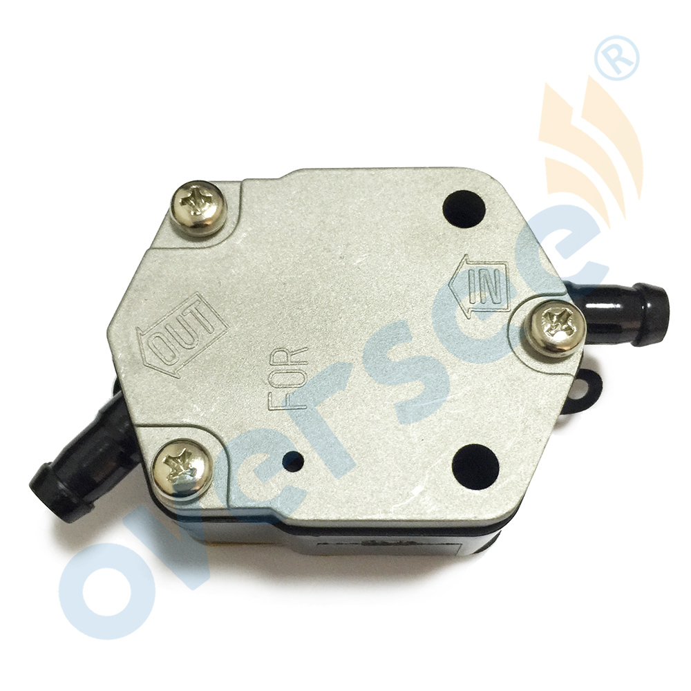 OVERSEE 6E5 24410 02 Outboard Fuel Pump Replace For Yamaha Outboard Engine Motor