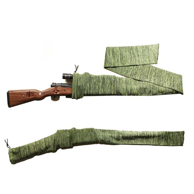54inch Gun Sock 100% Polyester Silicone Treated Rifle Protection Cover Soft Fabric Tactical Hunting Rifle Caza Glock Accessory 1