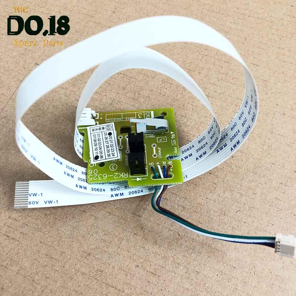 DC Control PC Board RM2 7385 For HP M125 M126 M127 M128 125 126 127 128 DC Controller Board|Printer Parts| |  -