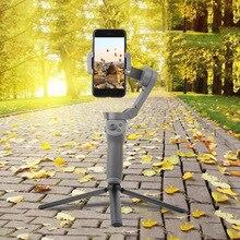 עמיד מתקפל חצובה הר מחזיק עבור DJI OM 4 אוסמו נייד 3 שולחן העבודה Stand כף יד Gimbal מצלמה מייצב אביזרי