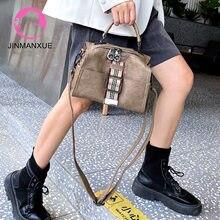 Винтажная женская сумка через плечо кожаные сумки женские многофункциональные