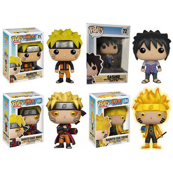Figuras Pop de Naruto Figuras de Naruto Merchandising de Naruto