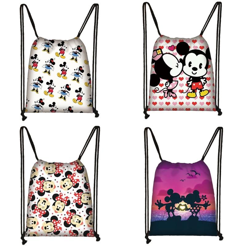 Panda 3D Drawstring Bag Sport Gym Travel Bundle Backpack Pack Beam Mouth Shoulder Bags