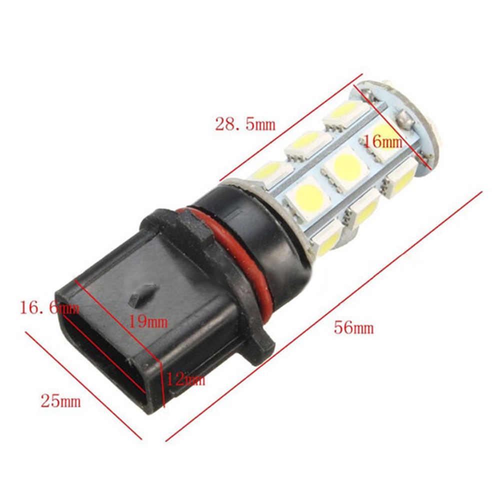 P13W 18 SMD 5050 DRL Fog LED Car Bulb Lamp Auto Light Source Head Lamps Auto led bulb Car Light Source parking 12V 6000K