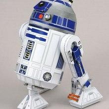 Звездные войны Скайуокер робот R2-D2 фильм ремесло Модель 3D бумажная модель DIY собранная игрушка ручной работы