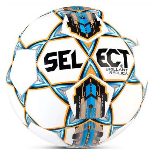 Мяч футбольный Select Brillant Replica, размер 4
