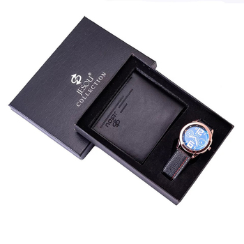 Men Watches Leather Belt Quartz Wrist Watch