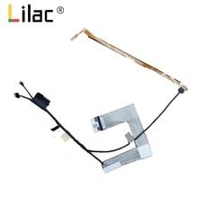 וידאו מסך להגמיש חוט עבור Dell Latitude 7490 E7490 DAZ40 0XHGM8 40p מגע מחשב נייד LCD LED LVDS תצוגת סרט כבל DC02C00GU00