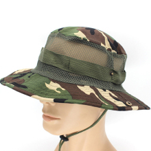 Camouflage Tactical Cap Military Boonie Hat US Arm