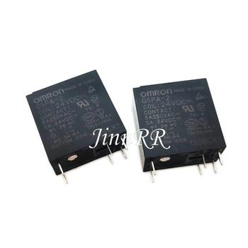 Free Shipping 10pcs/lot G5PA-28 = G5PA-2  G5PA-2-24VDC G5PA-2-24V G5PA-2-24 24V 5A  12VDC free shipping 100% new original relay 10pcs f3aa024e 24v 4pin 5a 250vac