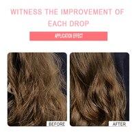 Sevich Keratin Hair Treatment 30ml Cherry Blossom Hair Mask Repair Damage & Smoothing Hair Amino Acid Leave-in Hair Conditioner 4