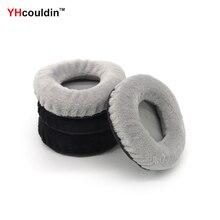 YHcouldin Velvet Ear Pads For AKG Y50 Y55 Y50BT Y50DJ Replacement Headphone Earpad Covers наушники akg y50bt черный