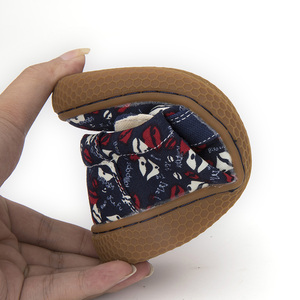 Image 4 - PEKNY BOSA الأطفال أحذية الفتيات الفتيان حذاء قماش الشفاه المطبوعة الاطفال حذاء قماش حجم كبير 25 35 حافي القدمين طفل أحذية رياضية