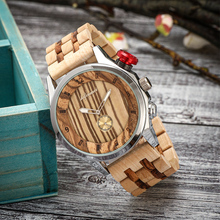 Shifenmei Watch Men Wooden Watches Dial Wood