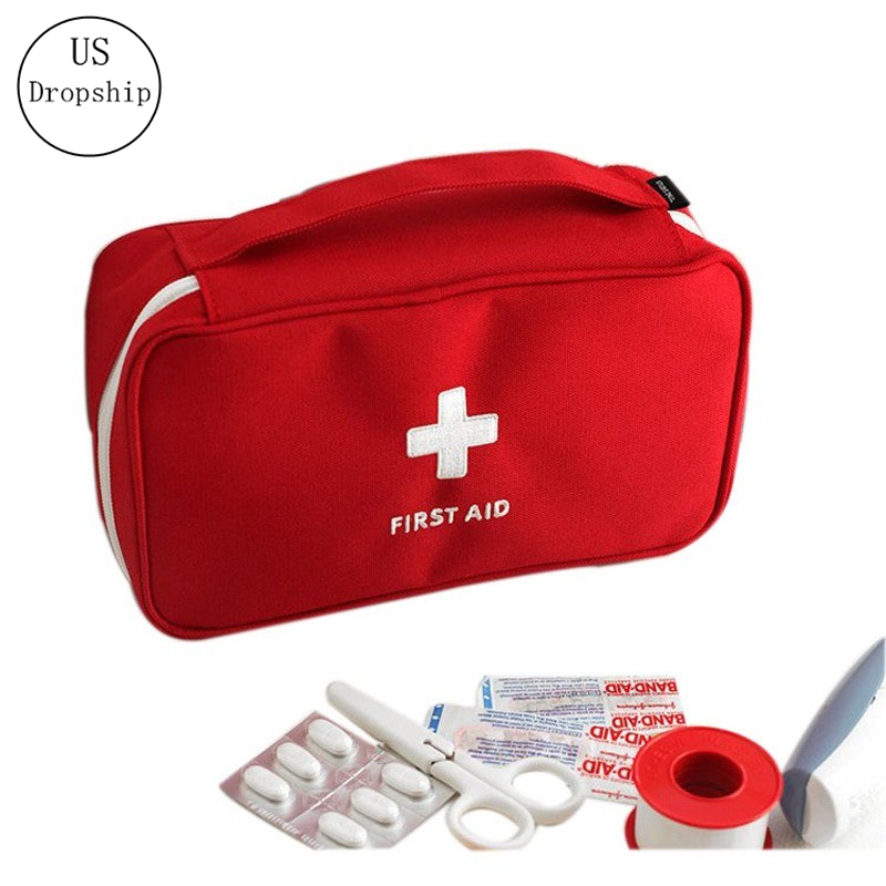 Travel Security Necessities Waterproof Medical Drug Bags Multifunction Travel Cubes Organization Bag Medical Clutch Bags