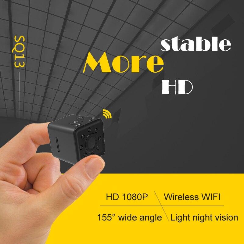 Image 5 - كاميرا مراقبة صغيرة لاسلكية واي فاي CCTV كاميرا مراقبة صغيرة مع Wifi كاميرا IP كاميرا كامارا للهواتف واي فاي واي فاي كاميرا مربيةكاميرات المراقبة   -