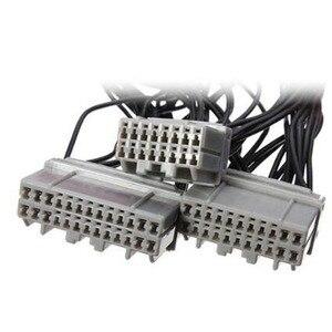 Image 4 - Honda için OBD2A to OBD1 tak ve çalıştır Jumper dönüşüm sürüş bilgisayar kablo demeti ihracat ürünleri