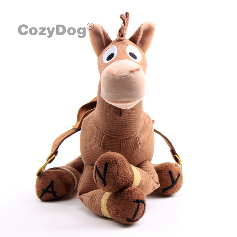 Anime BULLSEYE Woody Horse 10