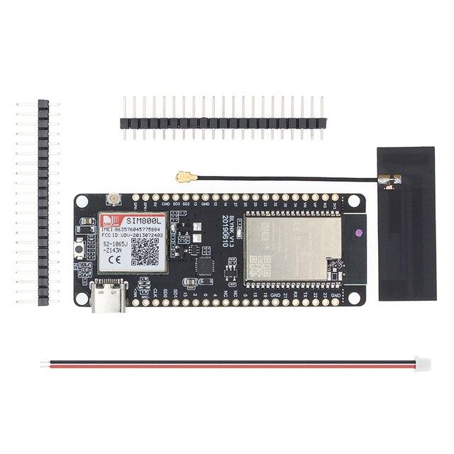TTGO T שיחת V1.3 ESP32 אלחוטי מודול GPRS אנטנת ה SIM כרטיס SIM800L מודול