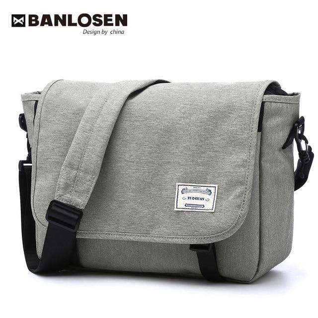 New 2019 Men Messenger Bags Mens Fashion Business Travel Shoulder Bags female Canvas Briefcase Men Crossbody Bag Unisex Handbag