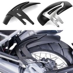 Guardabarros trasero negro plateado para motocicleta BMW R1200GS, guardabarros para BMW R 1200 GS LC Adventure 2013-2018