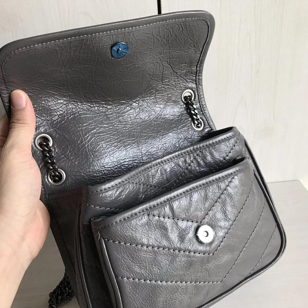 new 2020 luxury handbags woman bags designer genuine leather runway female Europe brand high quality