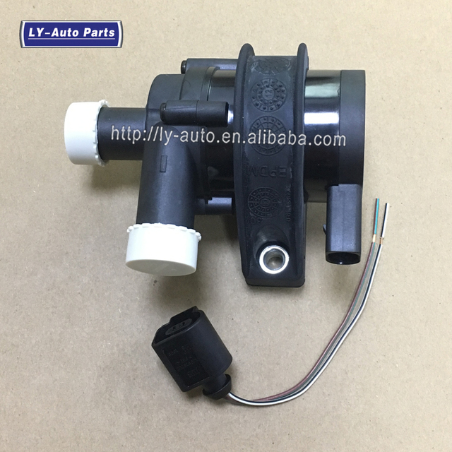 Engine Cooling Additional Auxiliary Water Pump For VW Passat B5 B6 Jetta Golf CC For Audi A3 OEM 1K0965561J 4