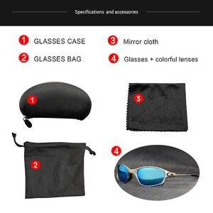 Image 5 - 2019 unikalna konstrukcja spolaryzowane 1 soczewki okulary rowerowe mężczyźni kobiety okulary rowerowe górskie okulary motocyklowe rowerowe okulary rowerowe
