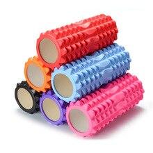 Пенопластовый ролик, расслабляющий мышечный стержень, массажный ролик с плавающей точкой, шкив для упражнений, палочка, спортивное оборудование, ролик