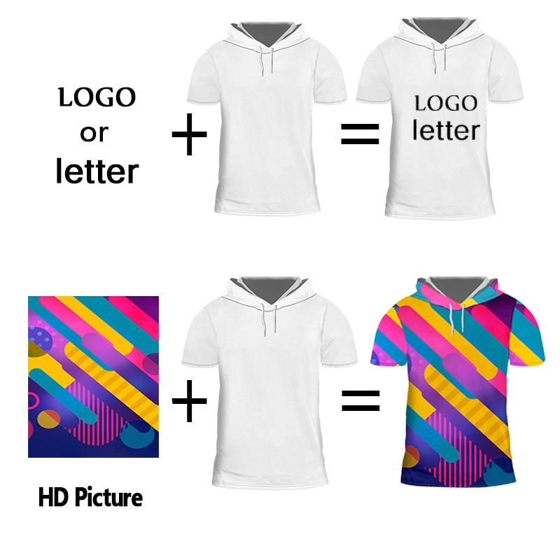 Ifpd eu/us размер 3d печать с капюшоном футболки кленовый зеленый