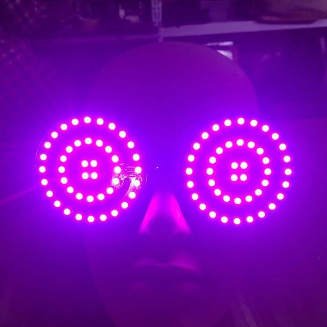 Rezz Led glasses 1