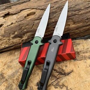 Image 3 - Neue Produkte OEM kershaw 7150 CPM154 ation aluminium legierung Outdoor Survival Jagd Taktische messer EDC Tasche Werkzeug