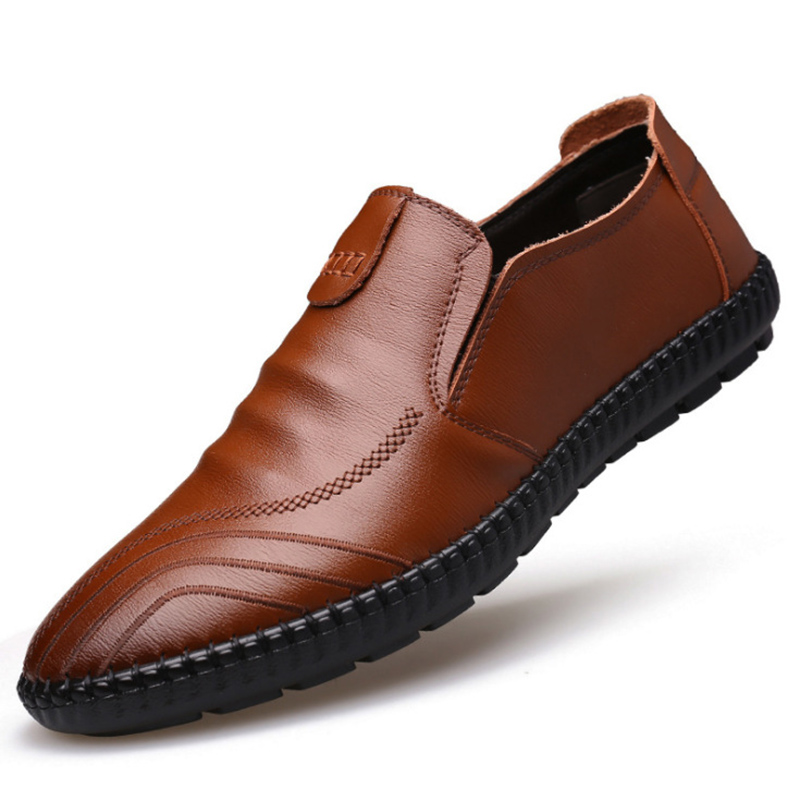 PU Leather Casual Dress Shoes