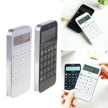 Portable Home Calculator Pocket Electronic Calculating Office SchoolCalculator C5AB