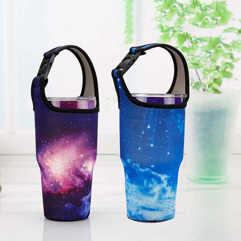 На открытом воздухе бутылка для воды, молока спортивная сумка переносная дорожная чашка теплее рукав держатель для бутылки с водой сумки Термальность для детская бутылочка для кормления