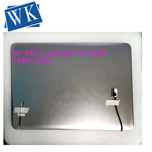"""Image 1 - 15. 6 """"inch LCD Touch Screen Vergadering voor DELL Inspiron 15 7548 4K 3840X2160 UHD LTN156FL01 Display screen"""